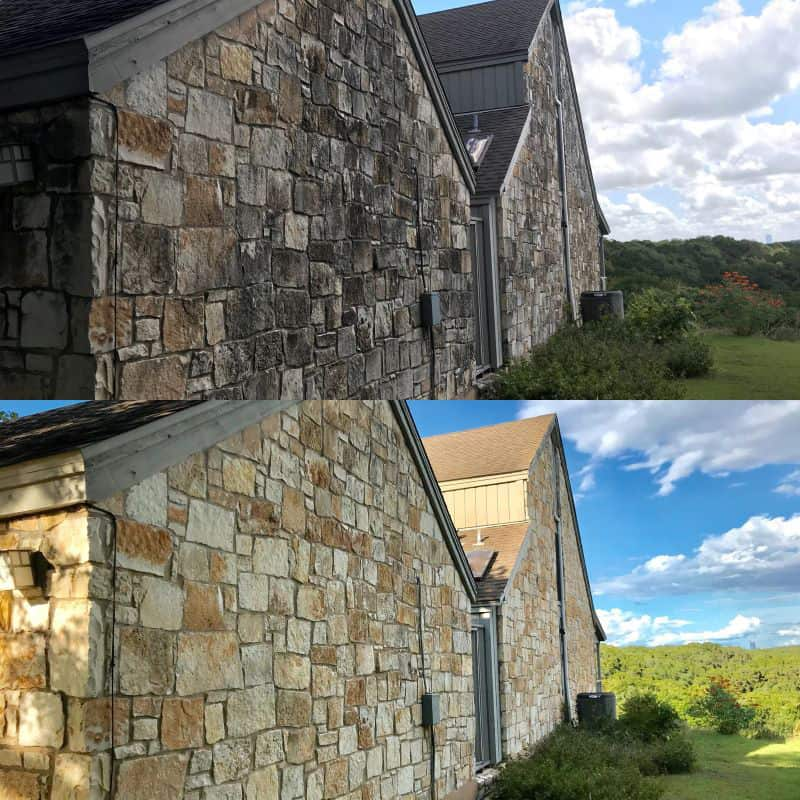 pressure washing services driftwood texas
